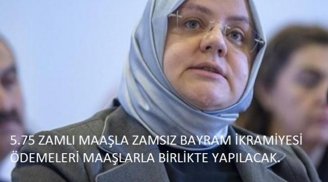 EMEKLİLERİN BAYRAM İKRAMİYELERİ 17-29 TEMMUZ ARASINDA YATIRACAK.