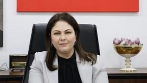 AK Parti Edirne İl Başkanı Belgin İba,yeni yıl dolayısıyla mesajı