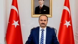 Edirne Valisi Ekrem Canalp'in Yeni Yıl Kutlama Mesajı 
