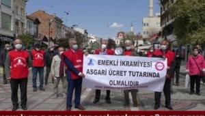 """DİSK EMEKLİ SEN; """"BAYRAM DEĞİL EMEKLİ İKRAMİYESİ"""""""