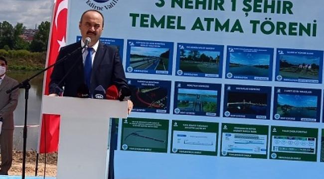 3 NEHİR 1 ŞEHİR PROJESİNDEN 1 BETON SANTRALİ ÇIKMASIN!!!