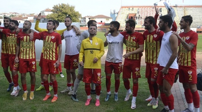 EDİRNESPOR MARDİNSPOR'U 2 -0 YENDİ