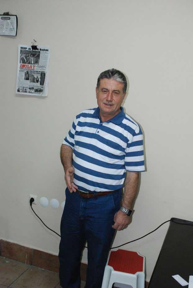 Şemsettin Emir: Röportaj...