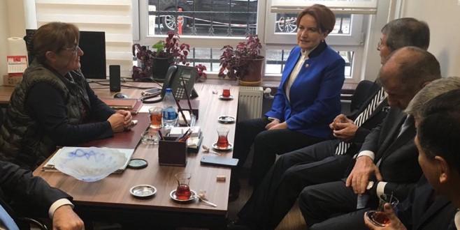 """AKŞENER'İN """"İYİ PARTİ'Sİ"""" KURULDU"""