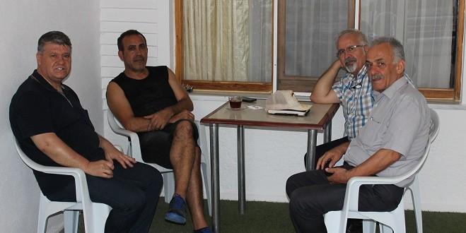"HALUK LEVENT'TEN 15 SAATLİK ""SAROS'A DOKUNMA KONSERİ"""