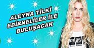 ALEYNA TİLKİ KONSERİ MİMAR SİNAN SPOR SALON'UNDA