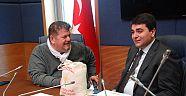 HAMZA YASA EDİRNE DEMOKRAT PARTİ İL GENEL MECLİS ADAYI
