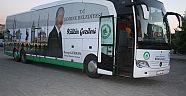 KÜLTÜR GEZİLERİ OTOBÜSÜ, EDİRNE'YLE SÜSLENDİ