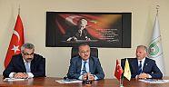 VALİ ÖZDEMİR İPSALA'DA İNCELEMELERDE BULUNDU